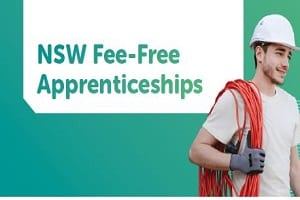NSW Fee Free Apprenticeships